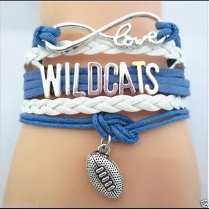 Jewelry - NFL Team Leather Bracelet